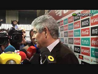 Vieira: «Só os burros falam de arbitragem»