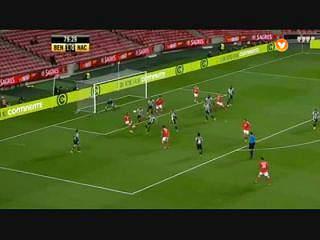 Benfica, Jogada, Jardel, 79m