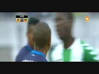 FC Porto, Caso, Brahimi, 40m