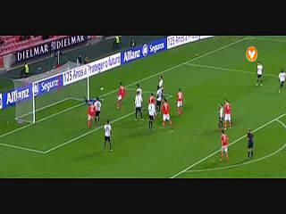 Benfica, Jogada, Talisca, 44m