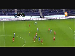 FC Porto, Jogada, Martins Indi, 12m