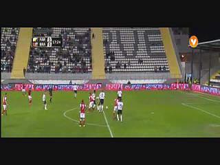 Resultado ao Intervalo – Farense 0-0 Sp. Braga