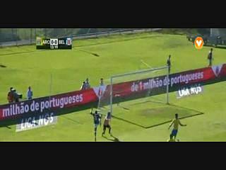 Resultado ao Intervalo – Arouca 0-1 Belenenses