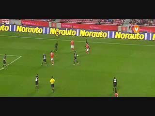 Resultado ao Intervalo – Benfica 1-0 Académica