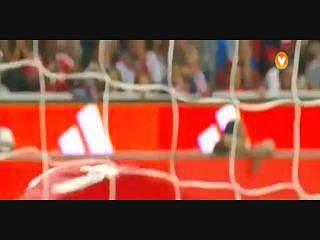 Liga (4ª J): Resumo Benfica 6-0 Belenenses