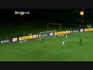 FC Porto, Jogada, Aboubakar, 8m