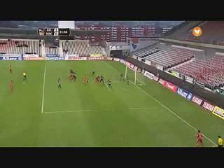 Taça de Portugal (Quartos-de-Final): Resumo Gil Vicente 1-0 Nacional