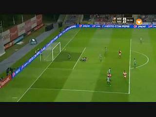 Taça de Portugal (Meia-Final): Resumo Sp. Braga 3-0 Rio Ave