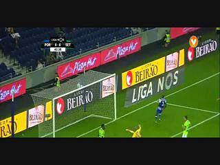 FC Porto, Jogada, Marcano, 43m