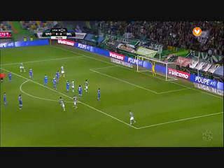Liga (11ª J): Resumo Sporting 1-0 Belenenses