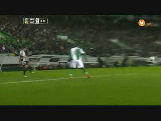 Taça de Portugal (Meia-Final): Resumo Sporting 1-0 Nacional