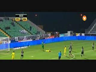 P. Ferreira, Golo, Manuel José (g.p.), 46m, 1-0