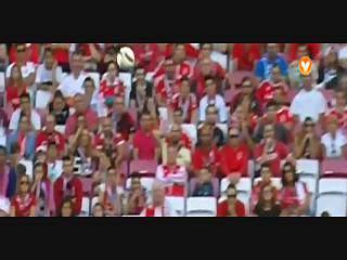 Liga (6ª J): Resumo Benfica 3-0 P. Ferreira
