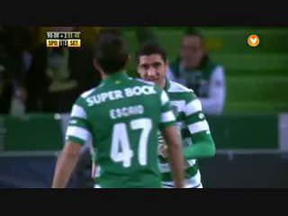 Sporting, Jogada, Rabia, 92m