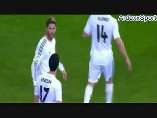 Bronca entre Xabi Alonso e Arbeloa no Real Madrid