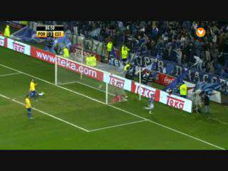 FC Porto, Golo, Ghilas, 87m, 2-1