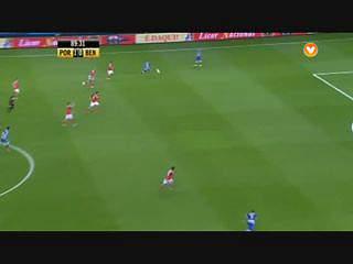 FC Porto, Jogada, Quintero, 90m