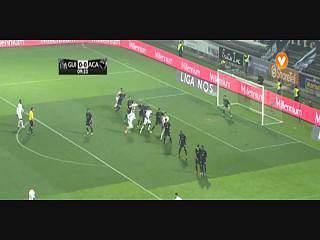 Resultado ao Intervalo – V. Guimarães 1-0 Académica