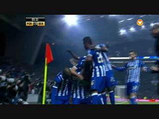 FC Porto, Golo, Jackson, 6m, 1-0
