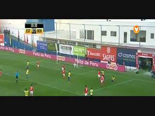 Liga (6ª J): Resumo Estoril 2-3 Benfica