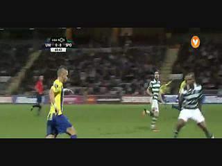 U. Madeira, Golo, Danilo Dias , 69m, 1-0