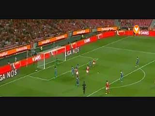 Resultado ao Intervalo – Benfica 3-0 Belenenses