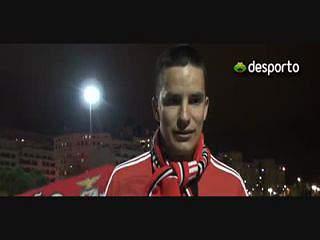 Vox Pop Benfica campeão