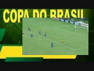 Monumental frango na Taça do Brasil