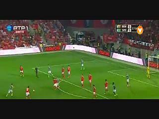 Sporting, Jogada, Adrien Silva, 17m
