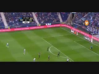FC Porto, Golo, Diogo Jota, 47m, 3-1