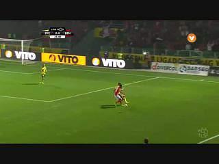 Benfica, Jogada, Eliseu, 25m