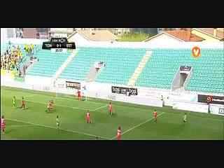 Liga (27ªJ): Resumo Tondela 0-2 Estoril