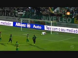 Sporting, Jogada, Bas Dost, 92m