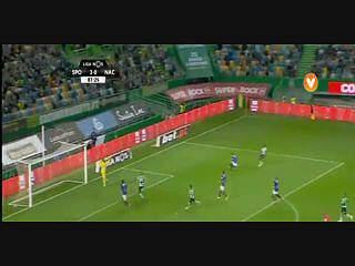 Sporting, Jogada, Gelson Martins, 88m