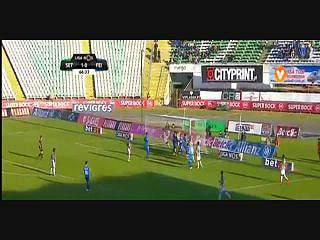 Feirense, Golo, Venâncio, 67m, 1-1