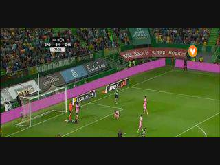 Sporting, Jogada, Gelson, 72m