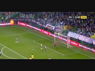 Sporting, Jogada, Elias, 79m