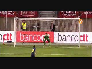 Taça Da Liga (Final): Resumo Sp. Braga 0-1 Moreirense