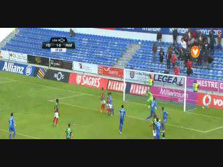Liga (31ªJ): Resumo Feirense 2-1 Marítimo