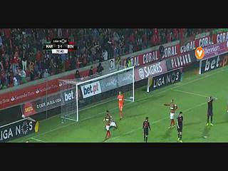 Benfica, Jogada, Rafa, 72m