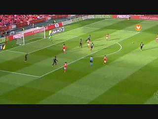 Benfica, Jogada, Nélson Semedo, 32m