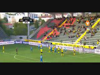 Feirense, Golo, Icaro, 50m, 0-1