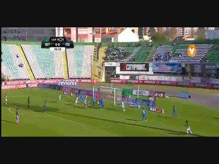 V. Setúbal, Golo, Vasco Fernandes, 27m, 1-0