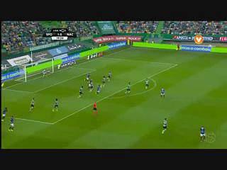 Liga (26ªJ): Resumo Sporting 2-0 Nacional