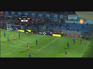 Liga (28ªJ): Resumo Feirense 0-1 Sp. Braga