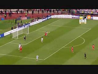 Benfica, Jogada, Salvio, 87m