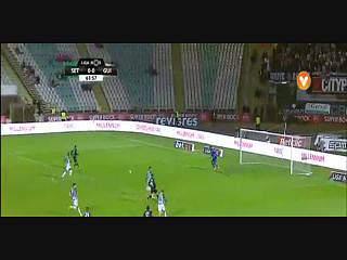 V. Guimarães, Golo, Hernâni, 64m, 0-1