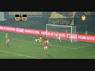 Liga (18ª J): Resumo P. Ferreira 1-0 Benfica