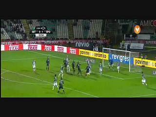 Sporting, Jogada, Paulo Oliveira, 33m