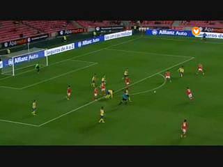 Benfica, Golo, Cristante, 41m, 2-0
